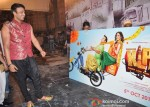 Vivek Oberoi On The Sets Of Kismet (Kismat) Love Paisa Dilli Movie