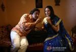 Zakir Husain and Sangeeta In ( Ammaa Ki Boli Movie Stills)