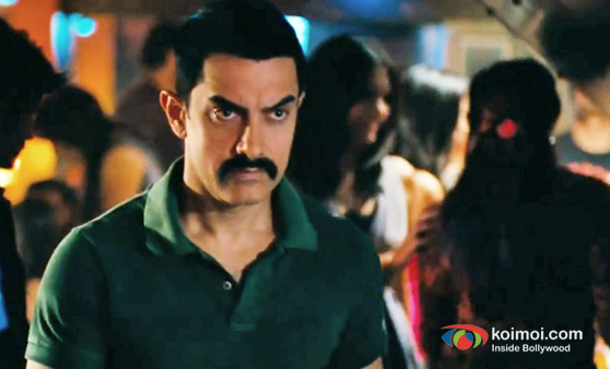 Aamir Khan (Talaash Movie Stills)