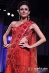 Aanchal Kumar Walks The Ramp For Aamby Valley India Bridal Fashion Week 2012 Day 2