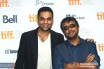Abhay Deol And Dibakar Banerjee At Toronto International Film Festival (TIFF) Opening