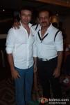 Adi Irani And ShivaAt The Strugglers Amhi Udyache Hero Marathi Movie Music Launch