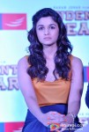 Alia Bhatt At Aircel Presents Buddy Of The Year Trophy