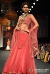 Amruta Patki Walks The Ramp For Aamby Valley India Bridal Fashion Week 2012 Day 2
