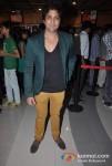 Aniket Vishwasrao Attends The Premier Of No Entry Pudhe Dhoka Aahe At Fun Cinemas