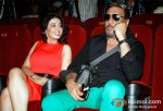 Anjum Nayar, Jackie Shroff At Cover Story Movie First Look Trailer Launch