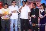 Anuj Mathews, Tarun Rathi, Ashok Pradhan, Dilip Sen, M Prakash At Sangeeta Kopalkar's Luv Zaala Music Album Launch