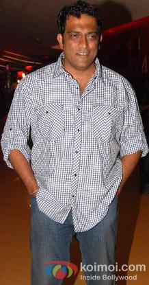 Anurag Basu at an Event