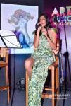Anushka Manchanda attend the Chivas Art and Music Unplugged at Mezzo In JW Marrio