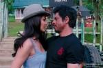 Anushka Sharma and Shah Rukh Khan getting romantic in Jab Tak Hai Jaan Movie Stills