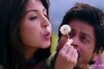 Anushka Sharma and Shah Rukh Khan's personal moment in Jab Tak Hai Jaan Movie Stills