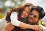 Anushka Sharma hugging Shah Rukh Khan in Jab Tak Hai Jaan Movie Stills