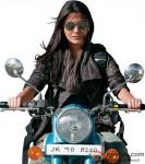 Anushka Sharma on a bike in Jab Tak Hai Jaan Movie Stills