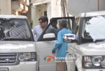 Arbaaz Khan At Salman Khan's Ganesha Arrival