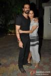Arjun Rampal And Mehr Jesia Rampal At Chunky Pandey's Birthday Bash