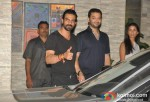 Arjun Rampal, Sunny Dewan, Mehr Jesia Rampal At Chunky Pandey's Birthday Bash