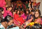 Arpita Khan, Preity Zinta, Sonakshi Sinha At Salman Khan's Ganpati Visrajan