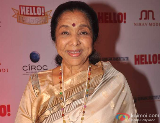 Happy Birthday to Asha Bhosle on her 80th Birthday