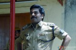 Ashutosh Rana the dangerous cop in Ata Pata Laapata Movie Stills