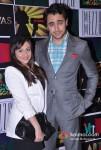 Avantika Malik and Imran Khan attend the Chivas Art and Music Unplugged at Mezzo In JW Marrio