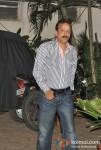 Baba Siddiqui At Chunky Pandey's Birthday Bash