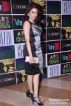 Bhagyashree attend the Chivas Art and Music Unplugged at Mezzo In JW Marrio