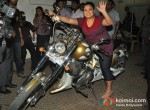 Bharti Singh On The Sets Of Comedy Circus