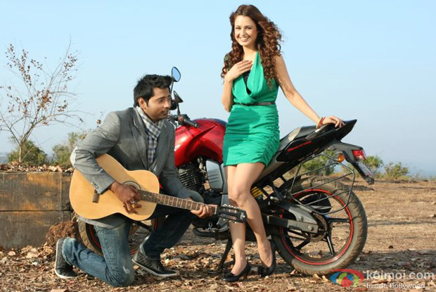 Bhoop Yaduvanshi and Yuvika Chaudhary in Cigarette Ki Tarah Movie Stills
