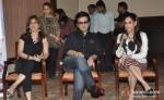"Bina Aziz, Adnan Sami, Lucky Morani at ""Le Musique Club"" Press Meet Held At The Club"
