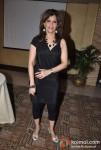 "Bina Aziz at ""Le Musique Club"" Press Meet Held At The Club"