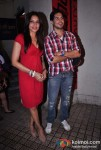 Bipasha Basu and Dino Morea Watch Raaz 3 Together At PVR Cinemas