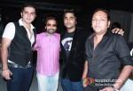 Bunny Lounginus Fernandes, Shiddarth Anand, DJ Vkey At The Bollywood Miro Lounge Theme Nights Launch At Svenska Design Hotel