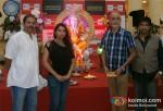 Constantinho Rebello, Babita Dhap, Ujjwal Thengdi, Kalpesh Mehta At Growell's Mall Ganesha In Kandivali