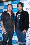 DJ Vkey and Shiddarth Anand At The Bollywood Miro Lounge Theme Nights Launch At Svenska Design Hotel