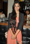 Deepal Shaw Attend The Book Launch Of Minty Tejpal's Book At Cafe Mangii