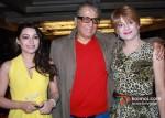 Devshi Khaduri, Aditya Raj and Bobby Darling At The Strugglers Amhi Udyache Hero Marathi Movie Music Launch