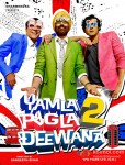 Dharmendra, Sunny Deol and Bobby Deol in Yamla Pagla Deewana 2 Movie Poster 3