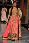 Dia Mirza At 'Mijwan-Sonnets in Fabric' fashion show