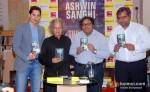 Dino Morea, Anil Dharker, Gautam Padmanabhan At Ashwin Sanghi's The Krishna Key Book Launch