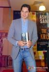 Dino Morea At Ashwin Sanghi's The Krishna Key Book Launch