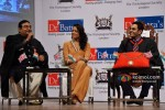 Dr. Mukesh Batra, Sameera Reddy, Dr. Akshay Batra At Hair Book Launch