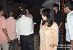 Ekta Kapoor At Jeetendra Kapoor's Ganpati Visrajan