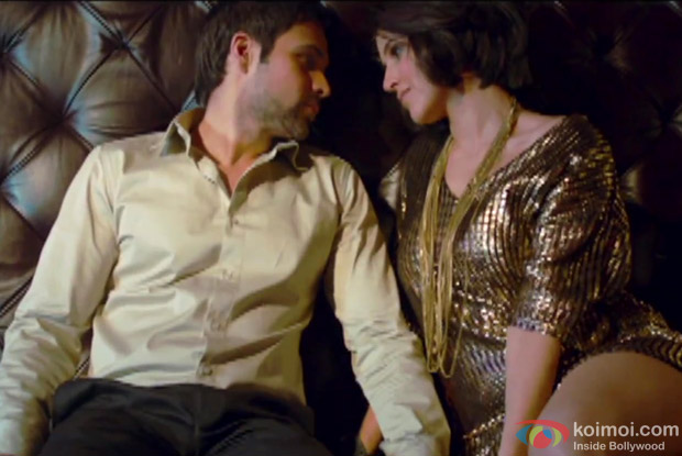 Emraan Hashmi and Neha Dhupia in Rush Movie Stills