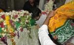 Emraan Hashmi Visits The Dargah At Mahim In Mumbai