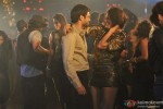 Emraan Hashmi and Neha Dhupia getting cosy on the dance floor in Rush Movie Stills