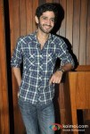 Gaurav Kapoor Attend The Book Launch Of Minty Tejpal's Book At Cafe Mangii