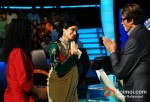 Gauri Shinde, Sridevi On The Sets Of Kaun Banega Crorepati With Amitabh Bachchan