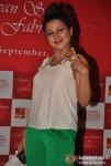 Hard Kaur At 'Mijwan-Sonnets in Fabric' fashion show