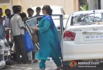 Helen At Salman Khan's Ganesha Arrival