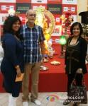 Hemasar Desai, Ujjwal Thengi, Madhushri At Growell's Mall Ganesha In Kandivali